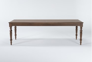 Magnolia Home Webster Walnut 96 Inch Dining Table By Joanna Gaines
