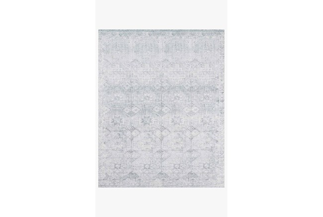 """2'3""""x3'7"""" Rug-Magnolia Home Deven Frost By Joanna Gaines - 360"""