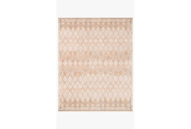 """3'5""""x5'5"""" Rug-Magnolia Home Deven Ochre/Neutral By Joanna Gaines - 360"""