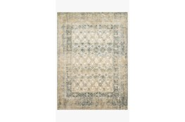 31X130 Rug-Magnolia Home James Sand/Ocean By Joanna Gaines