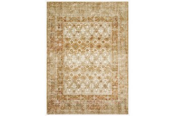 31X156 Rug-Magnolia Home James Spice/Gold By Joanna Gaines