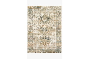 31X48 Rug-Magnolia Home James Ivory/Multi By Joanna Gaines