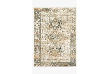 """2'6""""x4' Rug-Magnolia Home James Ivory/Multi By Joanna Gaines"""