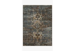 """7'8""""x10'8"""" Rug-Magnolia Home James Midnight/Sunset By Joanna Gaines"""