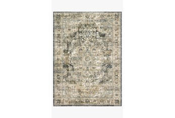 """2'6""""x7'7"""" Rug-Magnolia Home James Natural/Fog By Joanna Gaines"""