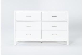 Reese White Dresser