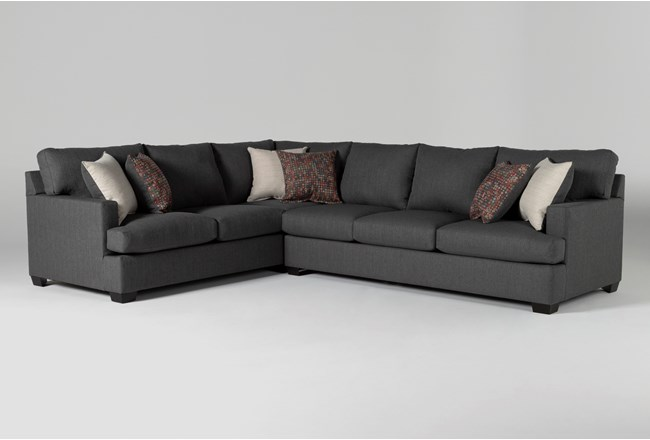 Scott 2 Piece Sectional With Right Arm Facing Sofa - 360