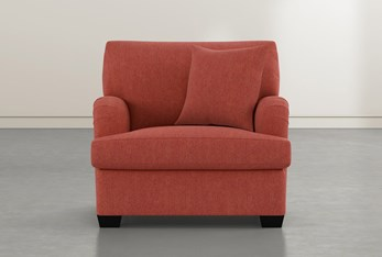 Jenner Red Chair