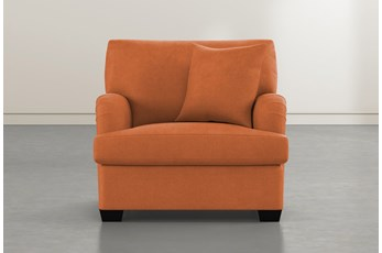 Jenner Orange Chair
