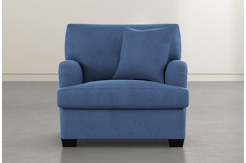 Jenner Blue Chair