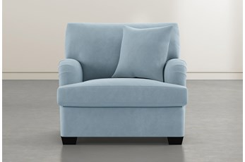 Jenner Light Blue Chair