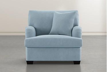Jenner Light Blue Chair