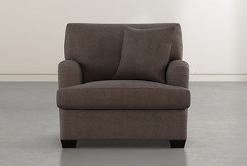 Jenner Brown Chair