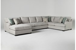Jenner 3 Piece Sectional With Left Arm Facing Chaise
