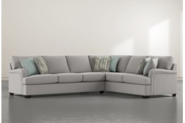 """Jenner 2 Piece 137"""" Sectional With Left Arm Facing Sofa"""