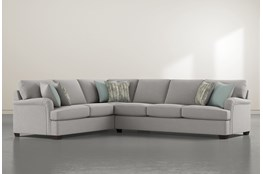 Jenner 2 Piece Sectional With Right Arm Facing Sofa