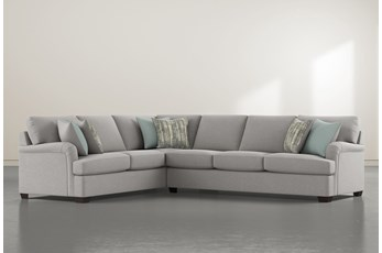 "Jenner 2 Piece 137"" Sectional With Right Arm Facing Sofa"