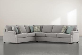 """Jenner 2 Piece 137"""" Sectional With Right Arm Facing Sofa"""