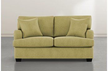 Jenner Green Loveseat