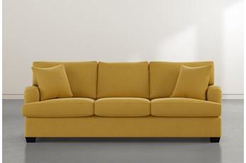 Jenner Gold Sofa