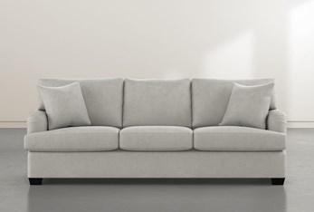 Jenner Light Grey Sofa