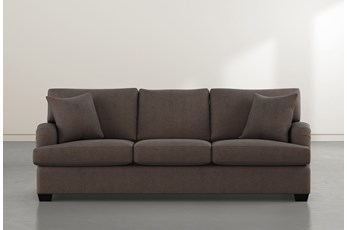 Jenner Brown Sofa