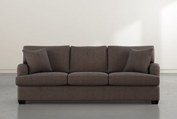 Jenner Brown Sofa