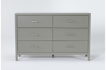 Reese Grey Dresser