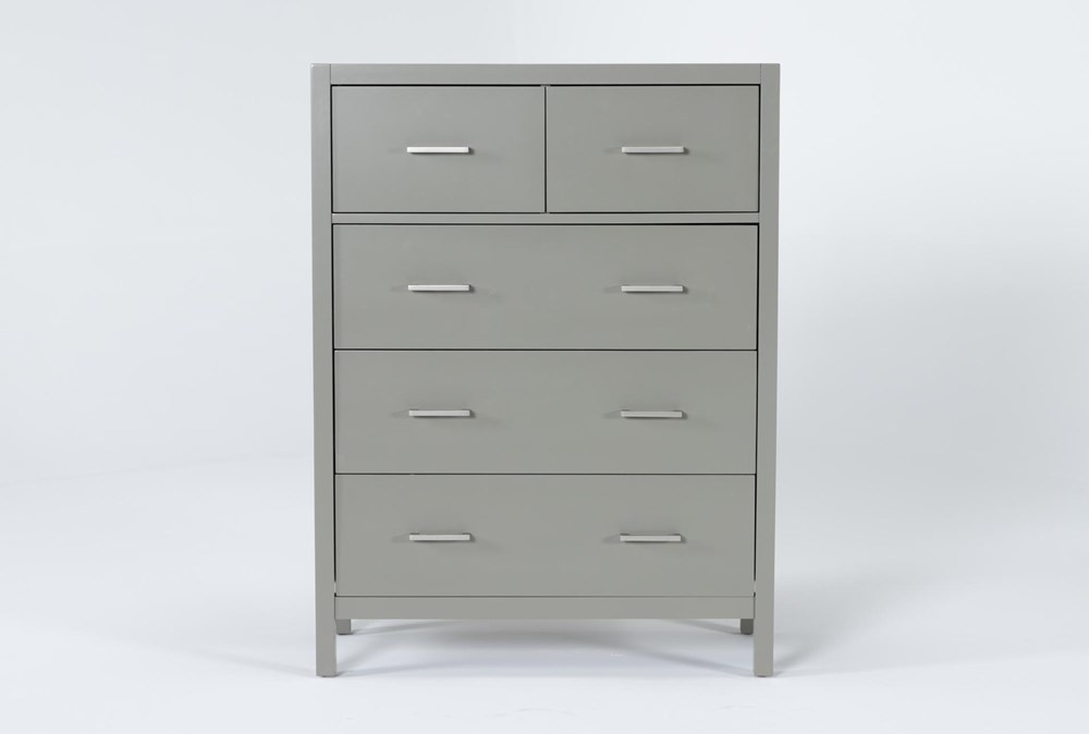 Reese Grey Chest Of Drawers