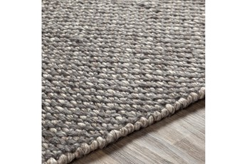 60X90 Rug-Viscose And Wool Textured Camel/Brown/Cream