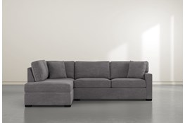 "Alder Down 2 Piece 106"" Sectional With Left Facing Chaise"
