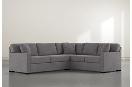 "Alder Down 2 Piece 92"" Sectional With Left Arm Facing Condo Sofa"