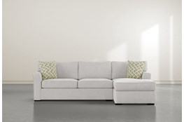"Aspen Down 2 Piece 108"" Sectional With Right Facing Chaise"