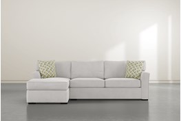 """Aspen Down 2 Piece 108"""" Sectional With Left Facing Chaise"""