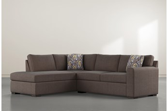 "Cypress II Down 2 Piece 106"" Sectional With Left Facing Chaise"