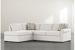 Elm II Down 2 Piece Sectional With Left Facing Chaise