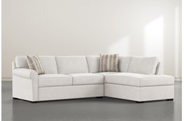 Elm II Down 2 Piece Sectional With Right Facing Chaise