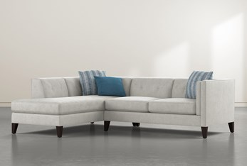 """Avery II 2 Piece 103"""" Sectional With Left Facing Chaise"""