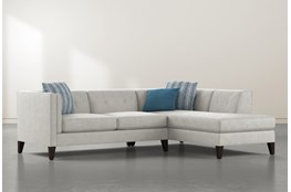 "Avery II 2 Piece 103"" Sectional With Right Facing Chaise"