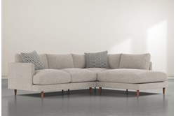 "Adeline II 2 Piece 109"" Sectional With Right Facing Chaise"