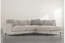 Adeline II 2 Piece Sectional With Right Facing Chaise