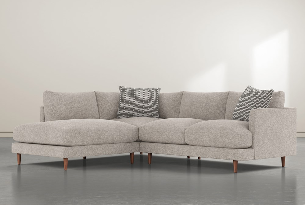 "Adeline II 2 Piece 109"" Sectional With Left Facing Chaise"