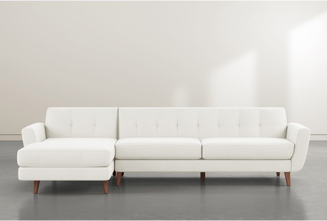 "Chill III 2 Piece 115"" Sectional With Left Arm Facing Chaise - 360"