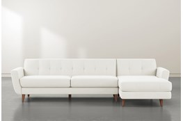 "Chill III 2 Piece 115"" Sectional With Right Arm Facing Chaise"