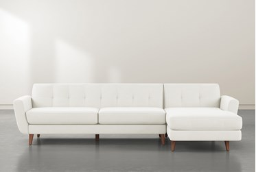 """Chill III 2 Piece 115"""" Sectional With Right Arm Facing Chaise"""