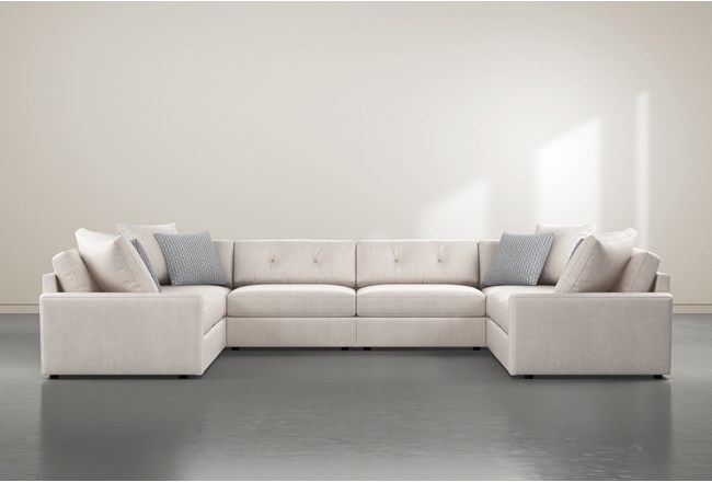 "Nest Modular 179"" Sectional - 360"