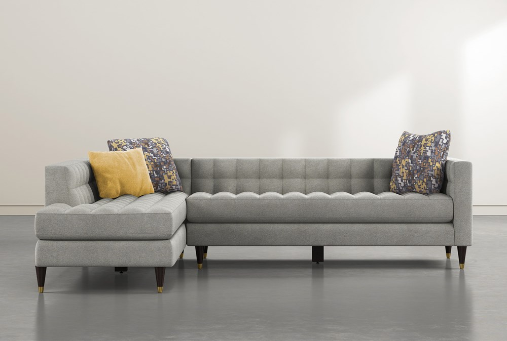 Tate III 2 Piece Sectional With Left Facing Chaise