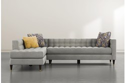 """Tate III 2 Piece 109"""" Sectional With Left Facing Chaise"""