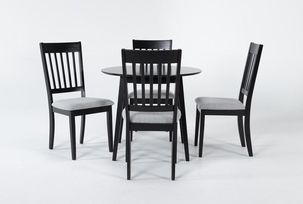 Kole 5 Piece Round Dining Set