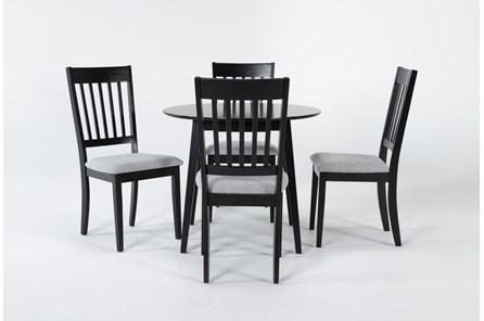 Kole 5 Piece Round Dining Set - Main